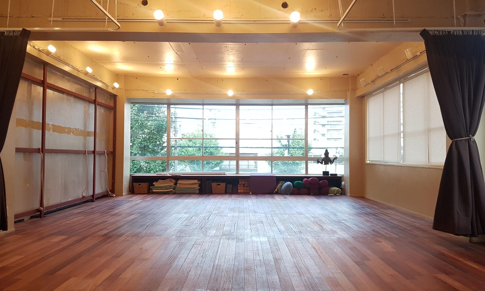 横浜マッセレンタルスタジオ